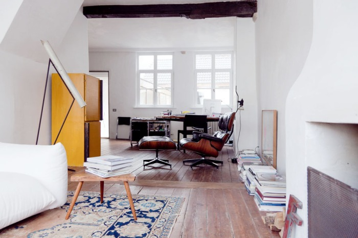 The Home of Interior Designer Frederic Hooft